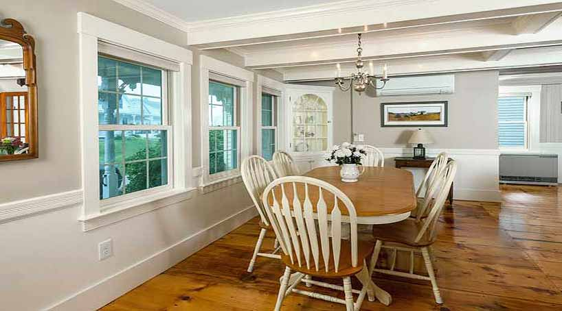 Sea View - Dining Area - York Beach, Maine Vacation Rental
