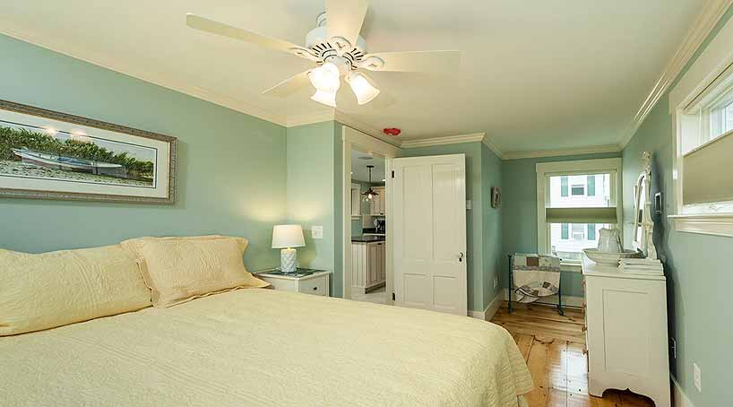 Sea View - Bedroom 3 of 4 - York Beach, Maine Vacation Rental