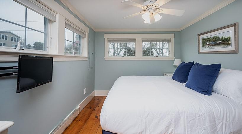Vacation Home Rentals In Maine - Bedrooms