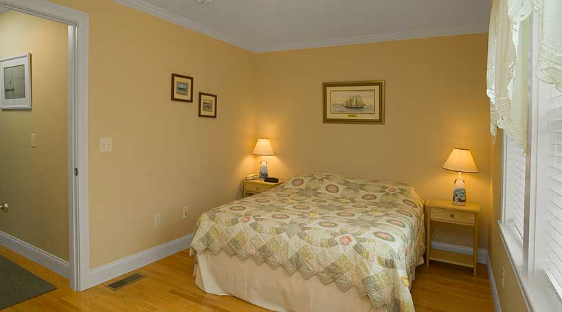 Carriage House Bedroom 2 of 5 - Vacation Rental - York, Maine
