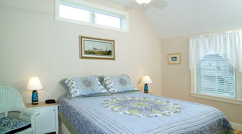 The Cottages, Bedroom 1 of 3  - Vacation Rentals - York Beach, Maine