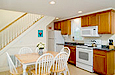 sm-The Cottages, Kitchen and Dining Area - Vacation Rentals - York Beach, Maine
