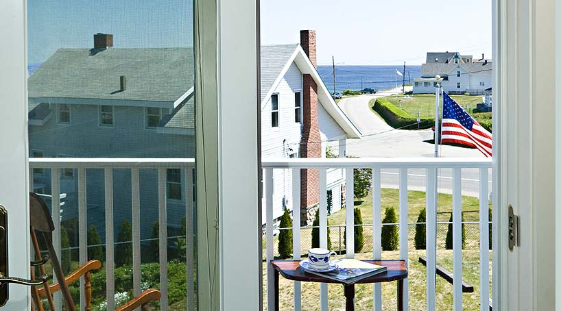 OLB Main House Ocean View - Vacation Rental at York, Maine