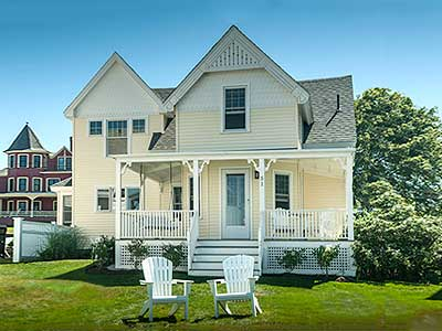 Sand and Surf and Seaview vacation rentals at York, Maine