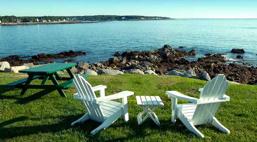Sand and Surf Ocean View - York, Maine Vacation Rental