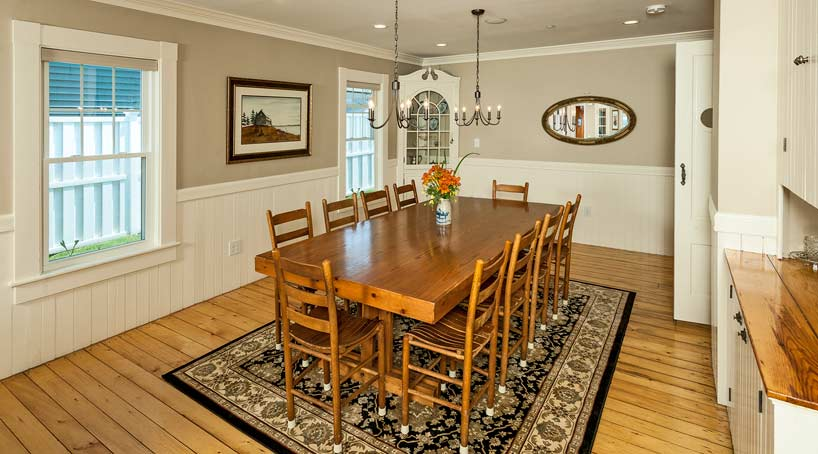 Sand and Surf Dining Room - York, Maine Vacation Rental