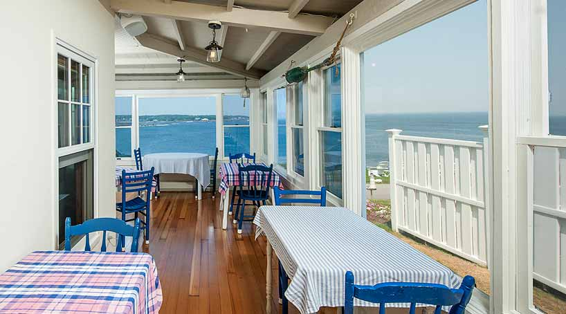 Sand and Surf Covered Porch - York, Maine Vacation Rental