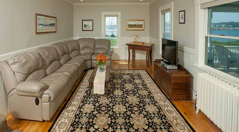 Sand and Surf Seating Area - York, Maine Vacation Rental