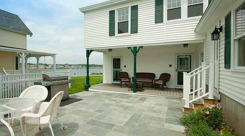 Sand and Surf Deck - York, Maine Vacation Rental